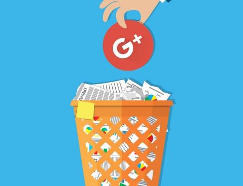 Adiós Google+